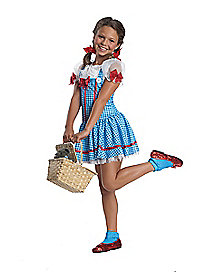 Kids Glinda the Good Witch Costume Deluxe - The Wizard of Oz ...