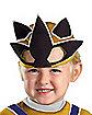 Toddler Muscle Gold Ranger Costume - Power Rangers Samurai
