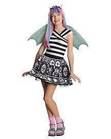 Kids Rochelle Goyle Costume - Monster High