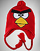 Angry Birds Red Angry Bird Laplander Hat