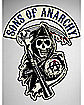 SOA Reaper Patch - Sons of Anarchy