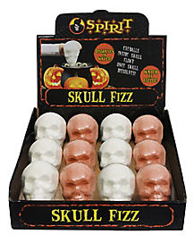 Melting Skull Party Favor