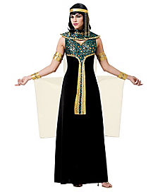 Adult Black Cleopatra Costume  sc 1 st  Spirit Halloween & Romans Greeks u0026 Egyptians Group u0026 Couple Costumes - Spirithalloween.com