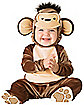 Baby Mischievous Monkey Costume