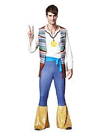 Adult Hippie Vest