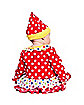 Baby Cutsie Clown Costume
