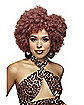 Disco Party Afro Wig