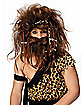 Caveman Wig and Beard