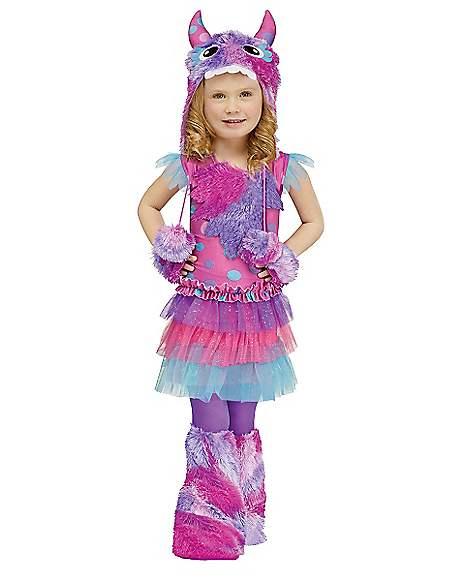 Toddler Dizzy Lizzy Costume Spirithalloween Com