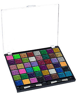 Glitter Cream Eyeshadow Palette