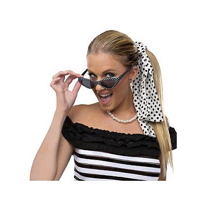 1950s Costumes 50s Girl Costume Kit $12.99 AT vintagedancer.com