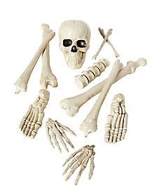Bag of Bones  - Decorations