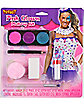 Pink Clown Makeup Kit