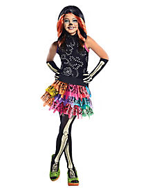 Kids Skelita Costume - Monster High