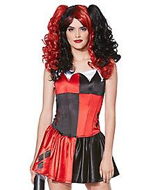 Harley Quinn Corset - Batman