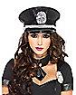Sequin Police Hat
