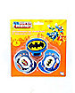 Batman Pacifier 2 Pack