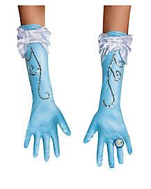 Sparkle Cinderella Gloves - Disney Princess