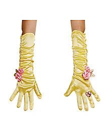 Sparkle Belle Gloves - Disney Princess
