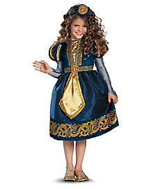 Kids Sparkle Merida Costume - Brave