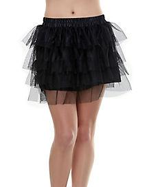 Tutu Skirt - Black