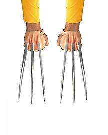 a065e46a904 Wolverine Claws Gloves - X-Men - Spirithalloween.com