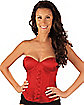 Red Adult Corset