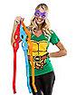 TMNT T-Shirt with Masks - Teenage Mutant Ninja Turtles