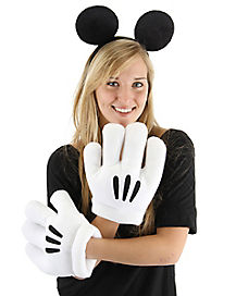Gloved Mickey Mouse Costume Kit - Disney