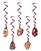 Body Part Whirls - Decorations