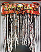 Creepy Carnival Door Topper - Decorations