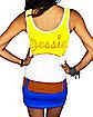 Bright Jessie Tank Dress - Toy Story