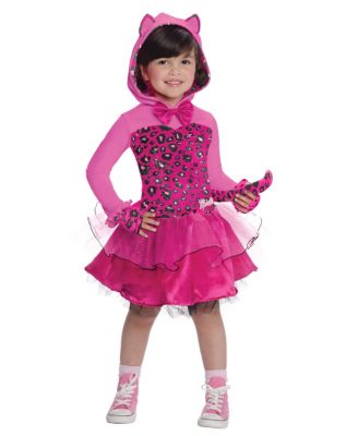 Toddler Barbie Kitty Costume - Barbie