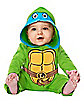 Baby Leonardo One Piece Costume - Teenage Mutant Ninja Turtles