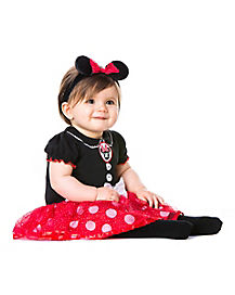 baby minnie mouse costume disney - Baby Mickey Mouse Halloween Costume