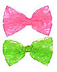 80s Bows 2-Pack