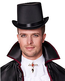 Black Top Hat - Deluxe