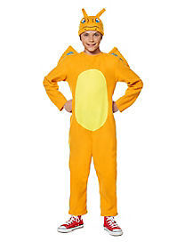 Kids Charizard One Piece Costume - Pokemon