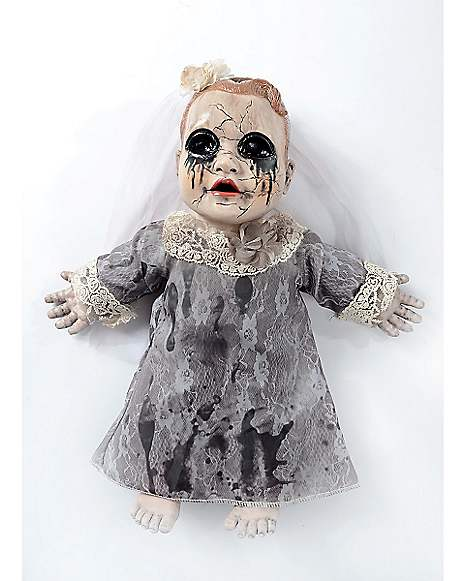 Animated Haunted Bride Doll Decorations