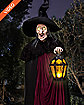 5.5 ft Witch of Stolen Souls Animatronics - Decorations