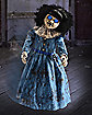 2.5 Ft Roaming Antique Doll Animatronics - Decorations
