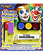 Classic Clown Makeup Kit
