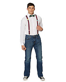 Buttons School Nerd Costume Kit