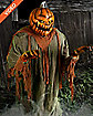 3 ft Lunging Pumpkin Animatronics - Decorations