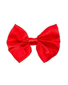 Colored Satin Bow Tie