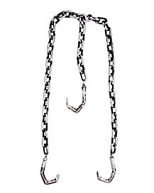 3 Hooks Chain - Decorations