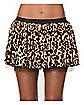 Leopard Tulle Skirt