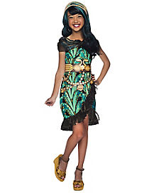 Kids Cleo De Nile Costume - Monster High: Frights, Camera, Action!