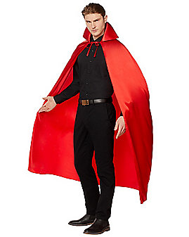 56 Inch Red Cape