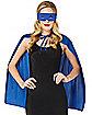 Blue Superhero Costume Kit
